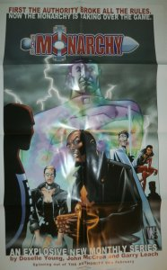 Monarchy, The (WildStorm) promotional poster FN