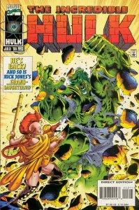 INCREDIBLE HULK (1962 Marvel Comics) #443 NM-