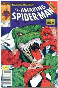 AMAZING SPIDER-MAN #313 1989-MARVEL COMICS-MCFARLANE VF