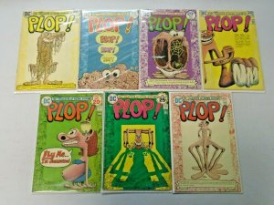 Plop Comic Lot From: #2-20 13 Different Average 4.0 VG (1973-1976)