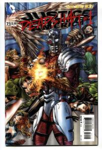 Justice League Of America-#7.1-Darkshot-#1-3-D Variant-New 52-1ST Print-NM