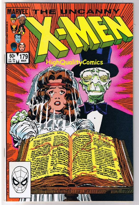 X-MEN #179, VF/NM, Wolverine, Chris Claremont, Uncanny, more in store