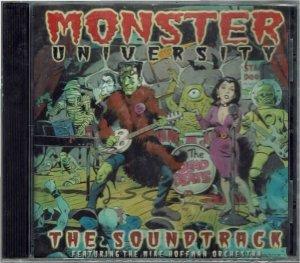 Monster University: The Soundtrack Mike Hoffman Sealed CD