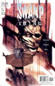 Swamp Thing (2000 series) #5, NM (Stock photo)