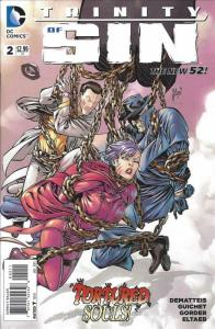 Trinity of Sin #2 VF/NM; DC   save on shipping - details inside