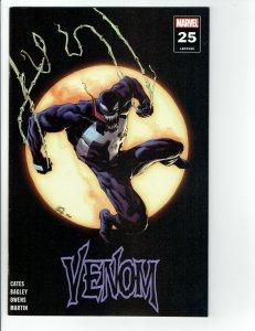 Venom #25 NM- Walmart Purple Variant Key 1st App Appearance Virus Codex