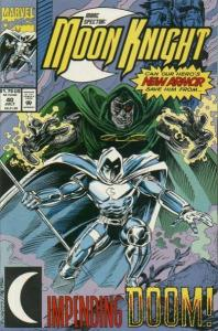 Marc Spector: Moon Knight #40, NM (Stock photo)