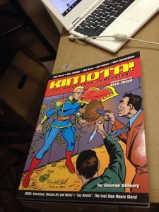 Kimota! The Miracleman Companion 1st Printing