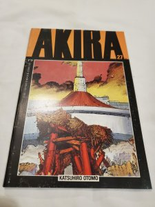 Akira 27 Fine- or better Cover by Otomo