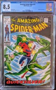 The Amazing Spider-Man #71 (1969)