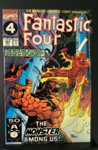 Fantastic Four #357 (1991)