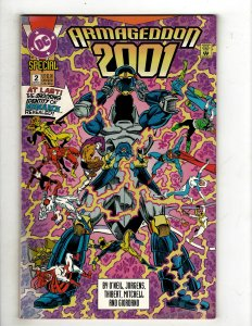 Armageddon 2001 #2 (1991) YY7