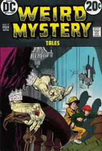 Weird Mystery Tales #5 FN; DC | save on shipping - details inside