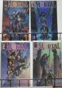 MORE THAN MORTAL: OTHERWORLDS (Image,1997) #1-4 VF-NM COMPLETE!