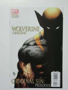 Wolverine Origins (Marvel 2008) #28 Original Sin: Prologue Signed Mike Deodato