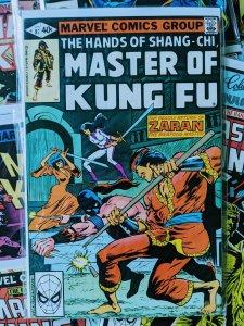 Master of Kung Fu #87 (1980)