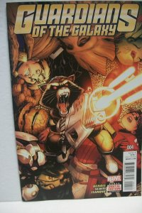 Guardians of the Galaxy #4 (2016) HC1