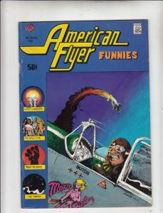 American Flyer #1 (Jan-71) FN/VF Mid-High-Grade
