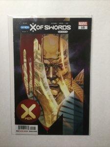 X-Men X Of Swords 15 Near Mint Nm Marvel