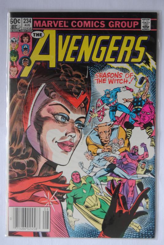 The Avengers, 234