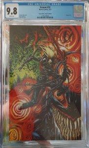 Venom #32 CGC 9.8 Kyle Hotz Virgin cover