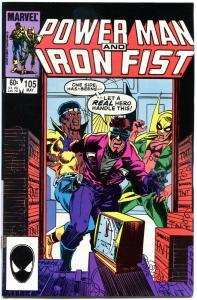 POWER MAN & IRON FIST #105 106 107 108 109, VF/NM, Luke Cage 1974,5 iss, Kun