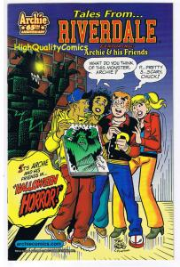 TALES From RIVERDALE / HALLOWEEN, Promo, ashcan, 2006, NM