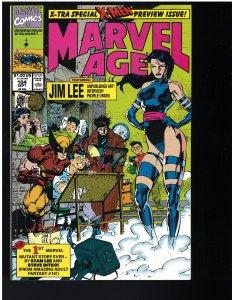 Marvel Age #104 (1991)