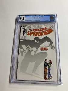 Amazing Spider-man 290 Cgc 9.8 White Pages Marvel Copper Age