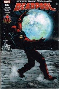 Deadpool #30 (2017)