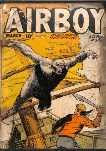 Airboy Comics #0 Very Low Grade