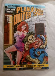 Plan 9 From Outer Space: Thirty Years Later  #3 Eternity Comics 1990 SCARCE NM