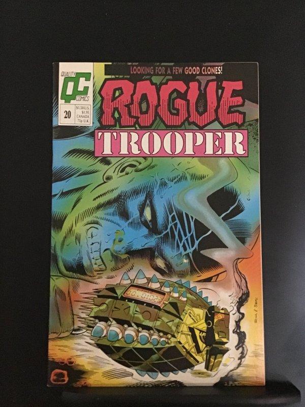 Rogue Trooper (GB) #20