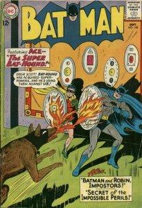 Batman #158 stock photo
