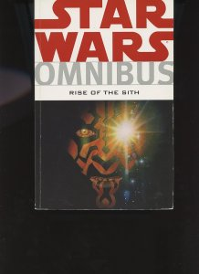 STAR WARS OMNIBUS: Rise of the Sith (Dark Horse, First Edition Softcover)