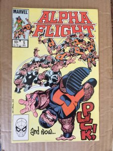 Alpha Flight #5 (1983)
