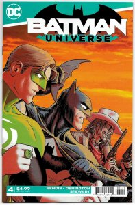 Batman Universe #4 (DC, 2019) NM