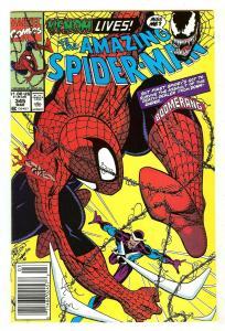Amazing Spiderman 345   1st full Cletus Kasady
