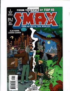 Lot of 5 Smax America's Best Comic Books #1 2 3 4 5 KS4