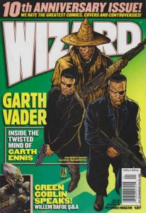 Wizard: The Comics Magazine #127C VF/NM; Wizard | save on shipping - details ins