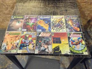 10 Legion Of Super-Heroes DC Comic Books # 34 38 42 45 71 79 80 81 82 83 X1