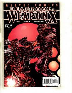 Deadpool # 59 NM Marvel Comic Book X-Men X-Force Wolverine Cable Domino EK8