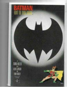 Batman: The Dark Knight Returns #3 VF DC comics