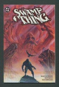 Swamp Thing #118  (2nd Series)  9.0 VFN/NM  April 1992