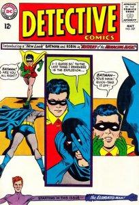 Detective Comics #327 (ungraded) stock photo / SCM