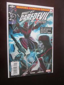 What If? Daredevil Vs. Elektra #1 - 6.0 - 2009