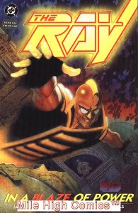 RAY: IN A BLAZE OF POWER TPB (1994 Series) #1 Near Mint