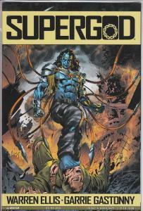 Supergod (Warren Ellis'…) #4C VF/NM; Avatar | save on shipping - details inside
