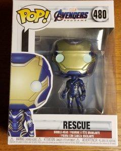 Funko Pops Avengers: Endgame Rescue #480