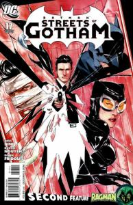 Batman: Streets of Gotham #17 VF/NM; DC   save on shipping - details inside
